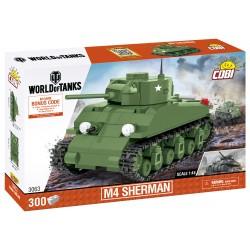 WOT Sherman M4, 1:48, 300 k