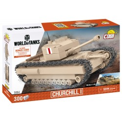 WOT Churchill I, 1:48, 300 k