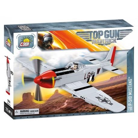TOP GUN P-51 Mustang, 1:35, 265 k, 1 f