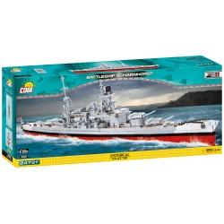 II WW Bitevník Scharnhorst, 1:300, 2472 k