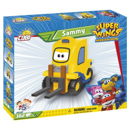 SUPER WINGS Sammy 162 k