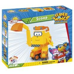 SUPER WINGS Scoop 215 k