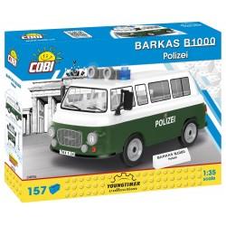 Barkas B1000 Polizei, 1:35, 157 k