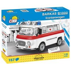 Barkas B1000 SMH3 sanitka, 1:35, 157 k