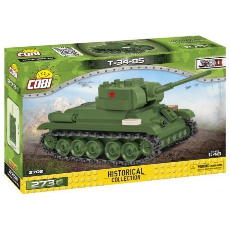 II WW T-34/85, 1:48, 273 k