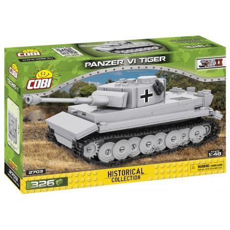 II WW Panzer VI Tiger, 1:48, 326 k