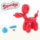 SQUEAKEE balónkový pes