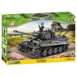 II WW Panzer VI Tiger Ausf. E, 800 k, 1 f