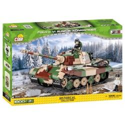 II WW Panzer VI Tiger Ausf. B Konigstiger, 1000 k, 2 f