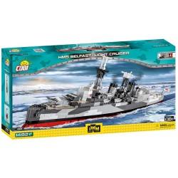 II WW HMS Belfast, 1:300, 1482 k