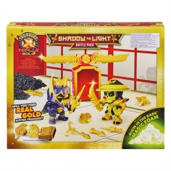 TREASURE X Ninja Gold Bitva