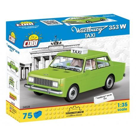 Wartburg 353W Taxi, 1:35, 75 k