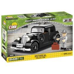 1937 Mercedes 230, 1:35, 248 k, 1 f