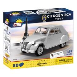 Citroen 2CV typ A (1949), 1:35, 80 k