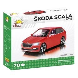 Škoda Scala 1.0 TSI, 1:35, 70 k