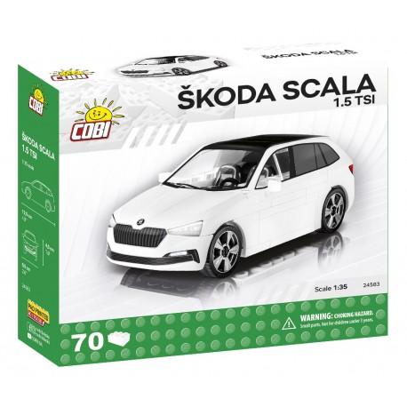 Škoda Scala 1.5 TSI, 1:35, 70 k