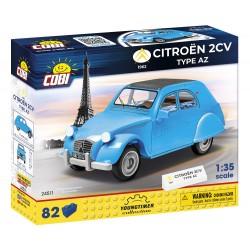 Citroen 2CV typ AZ (1962), 1:35, 82 k