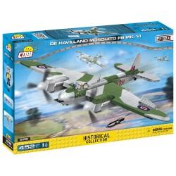II WW De Havilland Mosquito FB MK VI, 452 k, 1 f