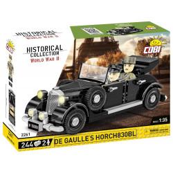 De Gaulle's 1936 Horch 830 BL, 1:35, 244 k, 2 f