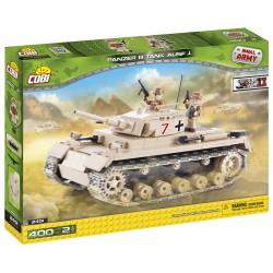 II WW Tank Panzer III ausf J, 400 k, 2 f